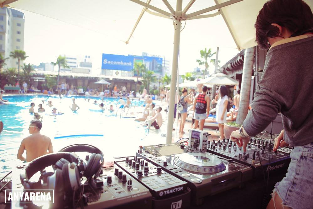 @ Saigon Soul Pool Party