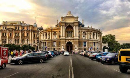 Coworking in Odessa, Ukraine