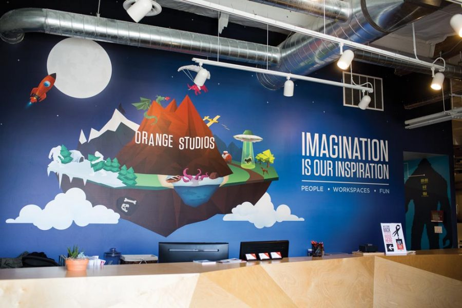 8 Coworking Spaces with Murals that You'll Love