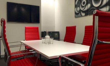 Coworking or Codrinking Spaces?
