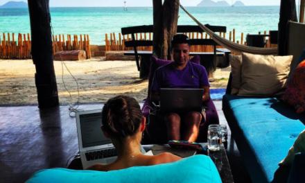 5 Coworking Spaces Near the Beach in Thailand