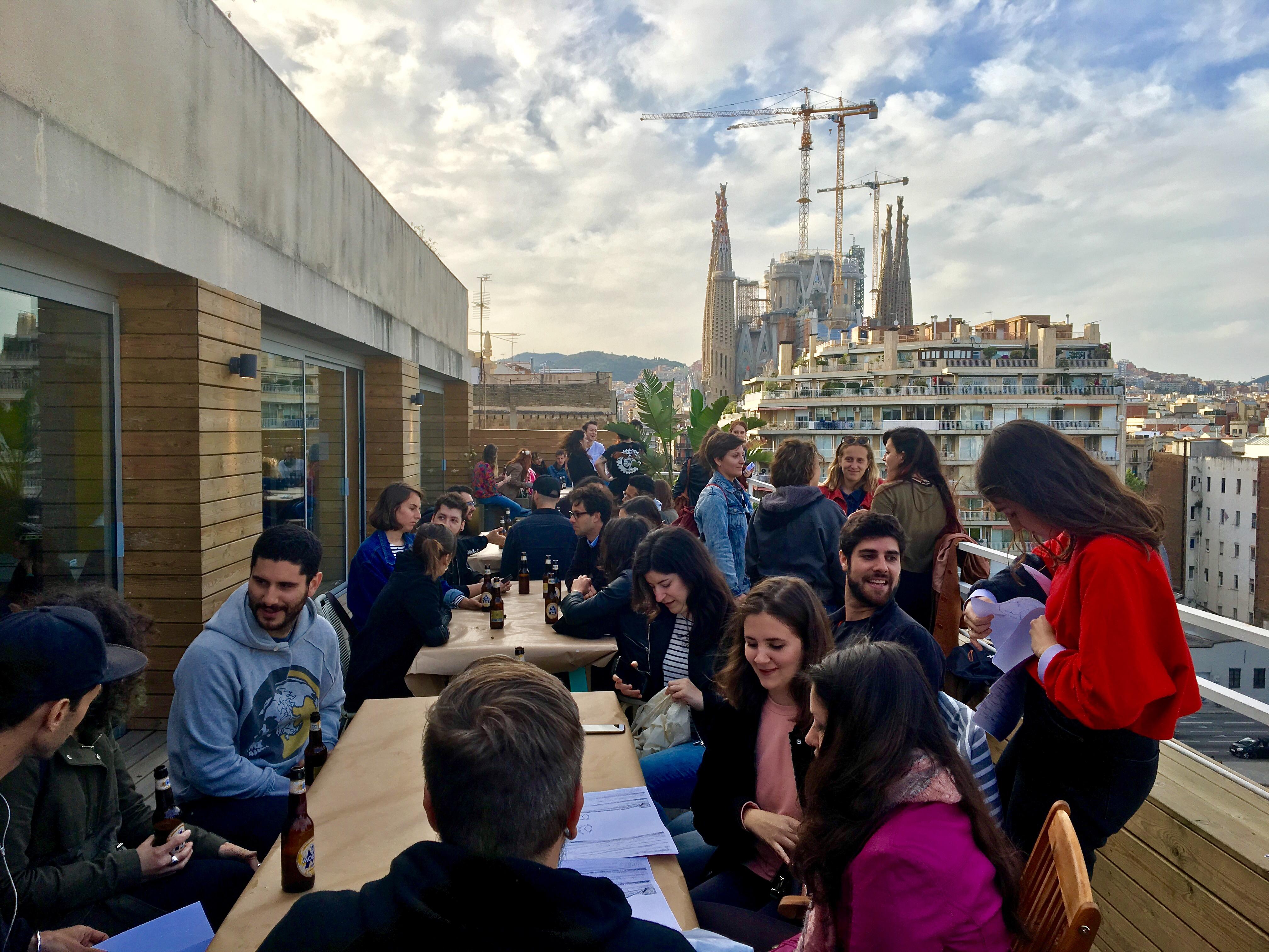 Cloud Coworking - Barcelona