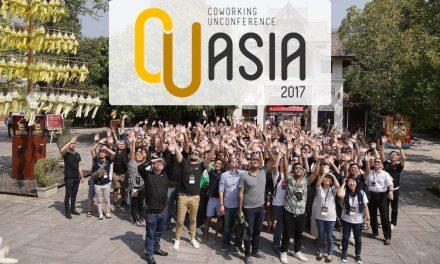 Coworker Exclusive: A Recap of CU Asia 2017 in Chiang Mai