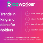 Coworking Conference Nigeria 2017: Global Trends in Coworking