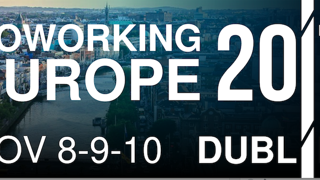 Dublin Hosts the 2017 Coworking Europe Conference