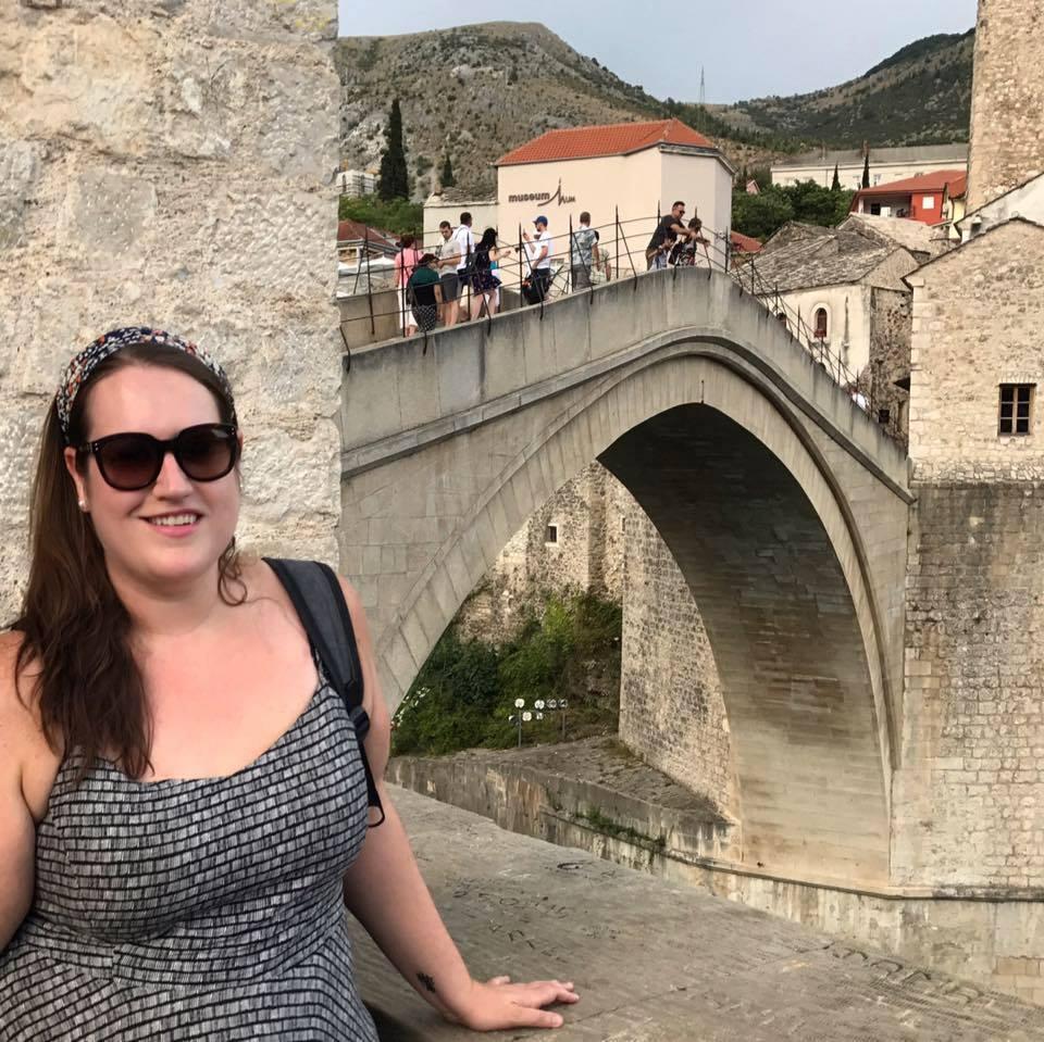 Travel Blogger - Stephanie Craig
