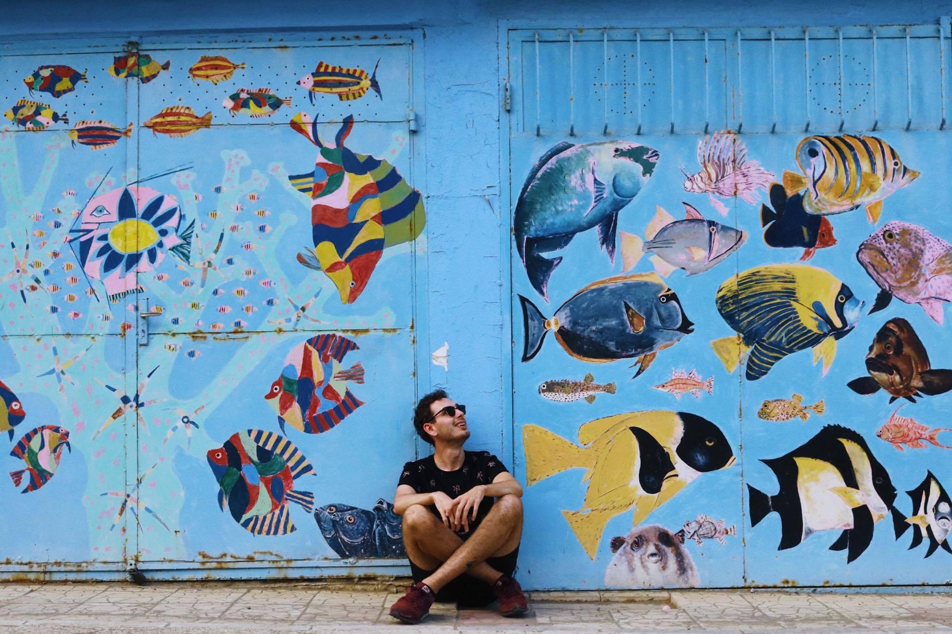 Travel Blogger - Dario