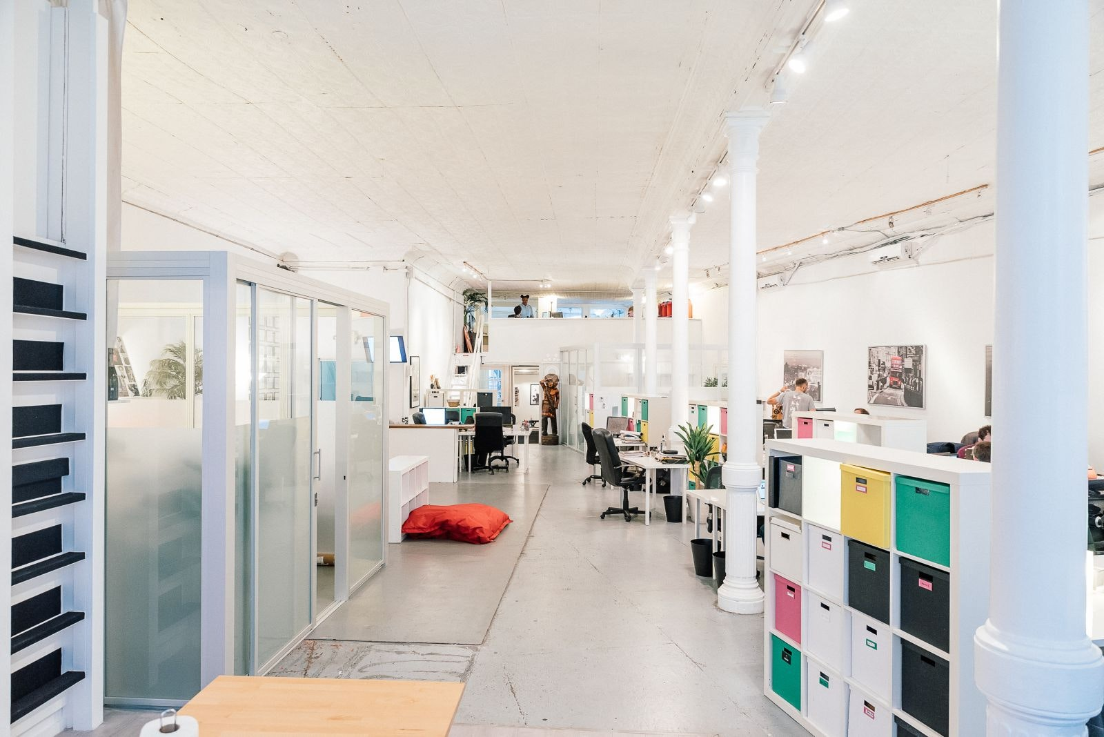 sparkLabs - unionSquare Environmentally Friendly Coworking Space