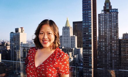 Coworkers of the World: Get to Know Lin Chen