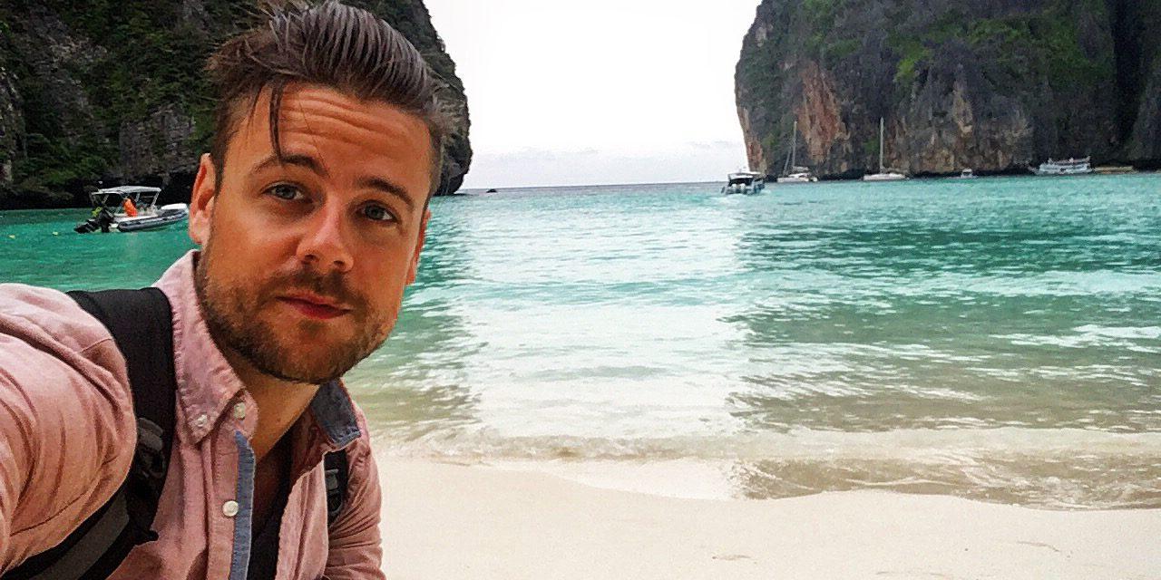 Coworkers of the World: Meet Matt Perkins