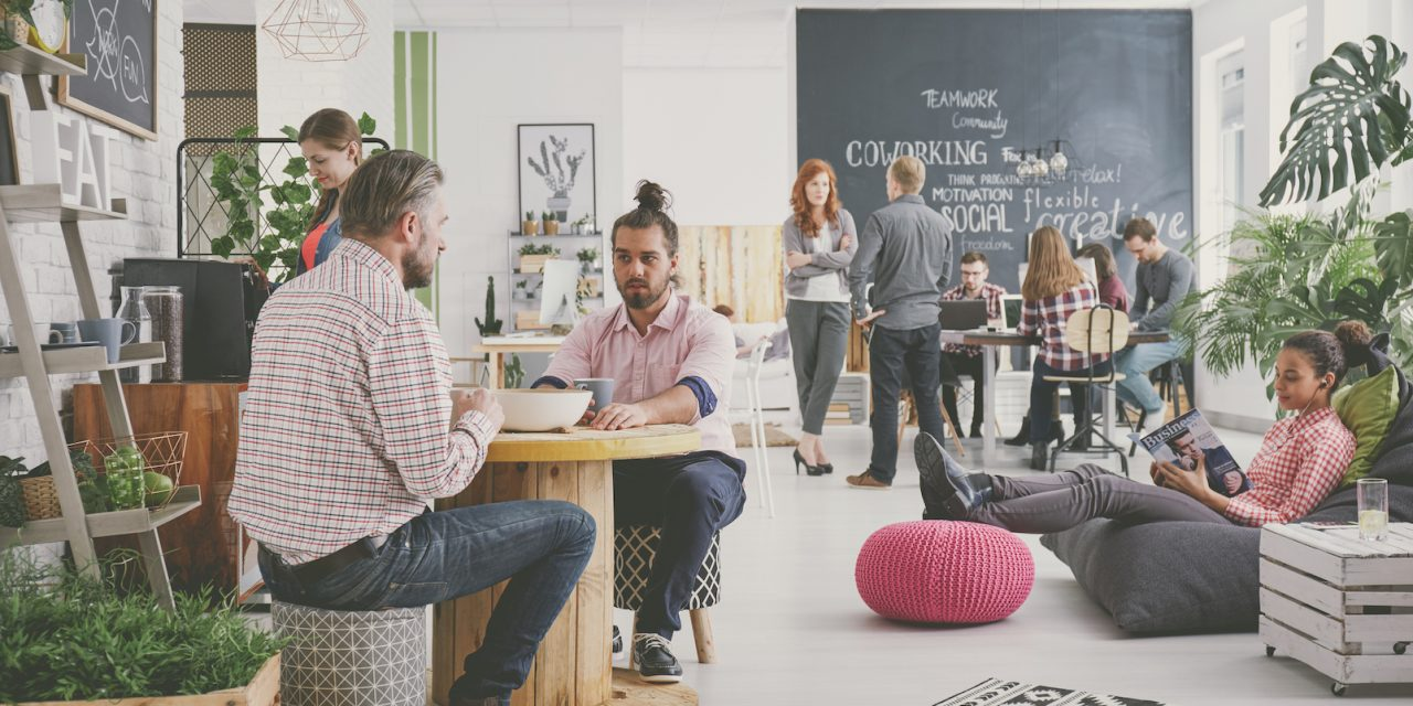 Why Small Businesses Flourish in Coworking Spaces