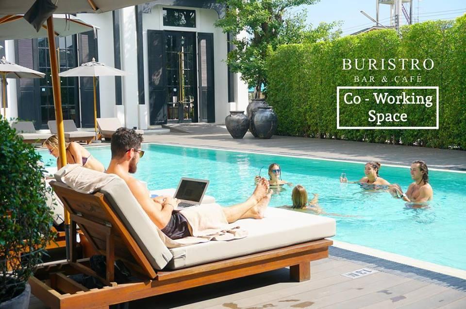 Buristro Coworking space