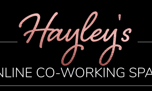 The Story of Hayley's Online CoWorking Space