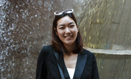 Coworkers of the World: Meet Florence Shin