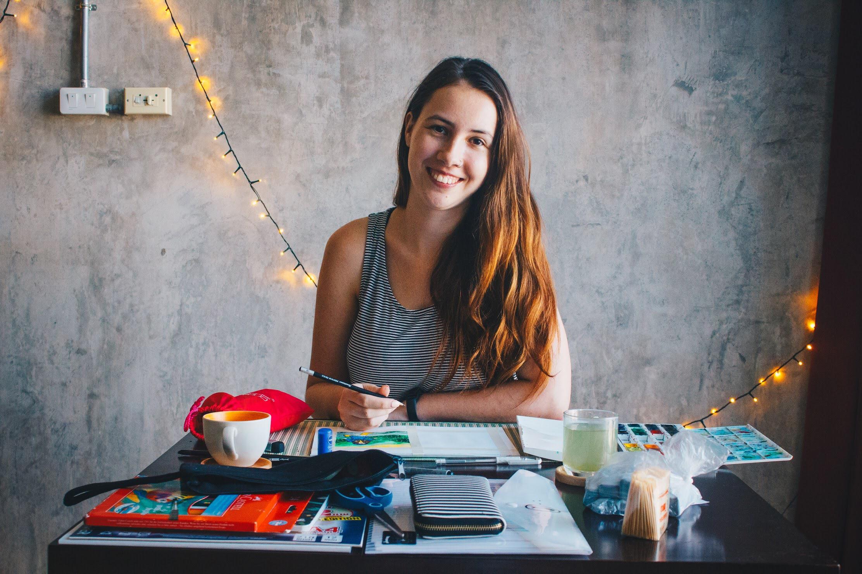 Hanna Dukhnivska Coworker
