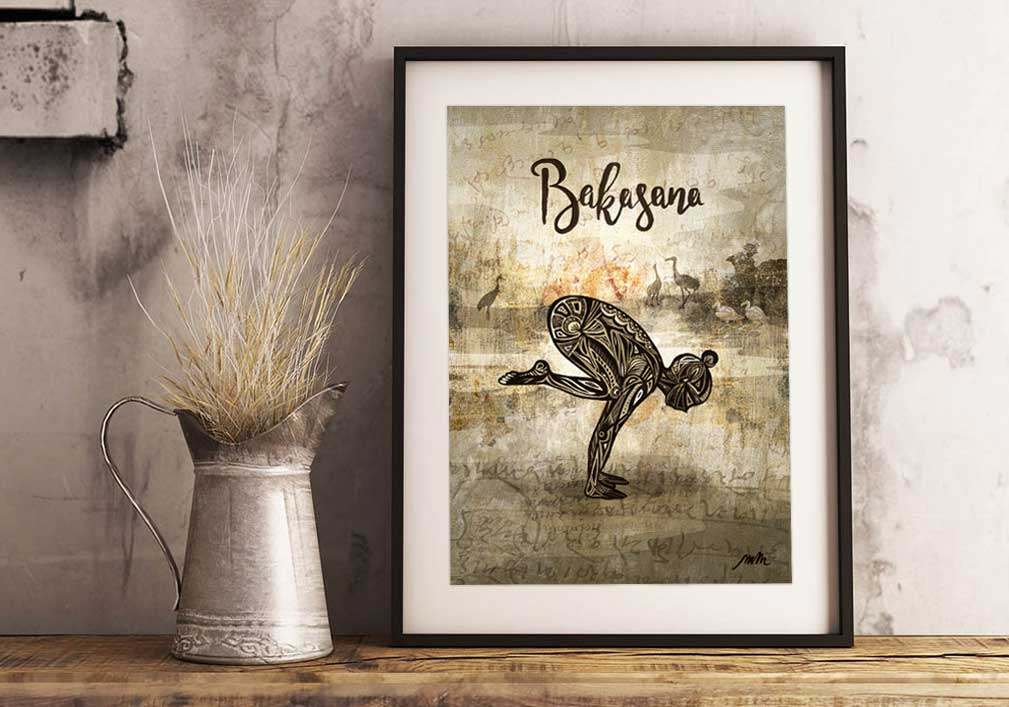 Yoga-Art-Prints