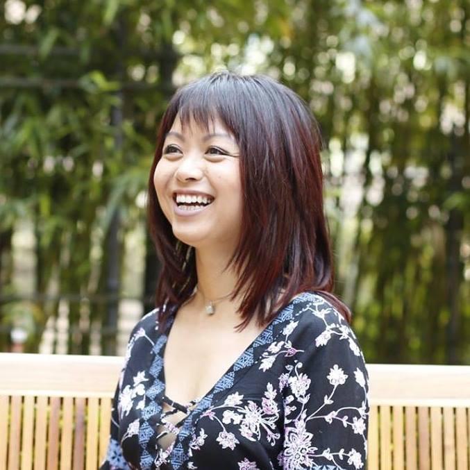 Coworker Elaine Huang