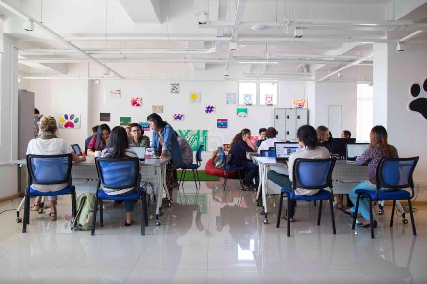 Phanvedaar Coworking Space
