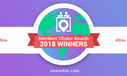 Members' Choice Awards 2018 Winners : Africa