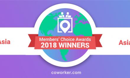 Members' Choice Awards 2018 Winners : Asia