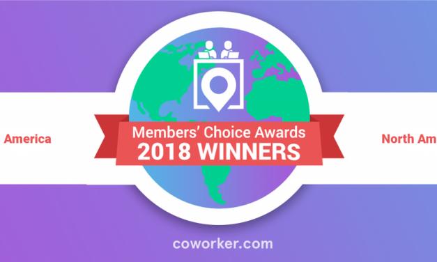 Members' Choice Awards 2018 Winners : North America