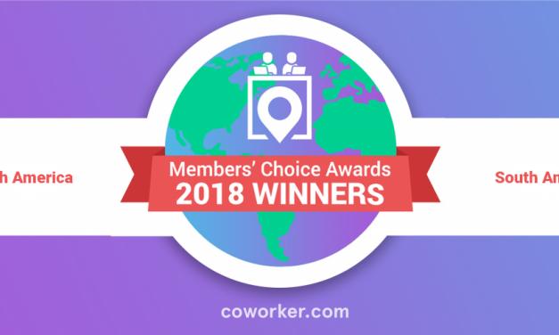 Members' Choice Awards 2018 Winners : South America