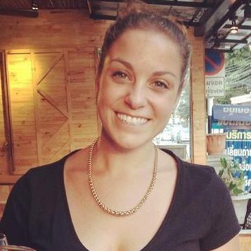 Coworker Rachel Mazza