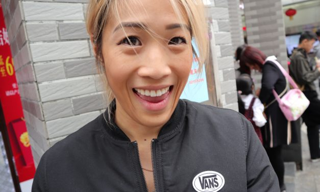 Coworkers of the World: Meet Tiffany Sun