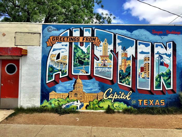 Bouldin Creek, Austin