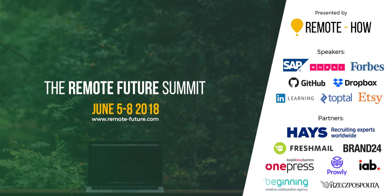 The Remote Future Summit