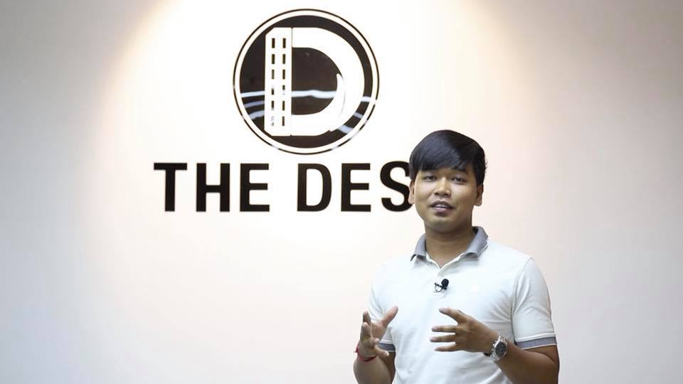 Meet The Founder: Norith Kim of The Desk Coworking Space