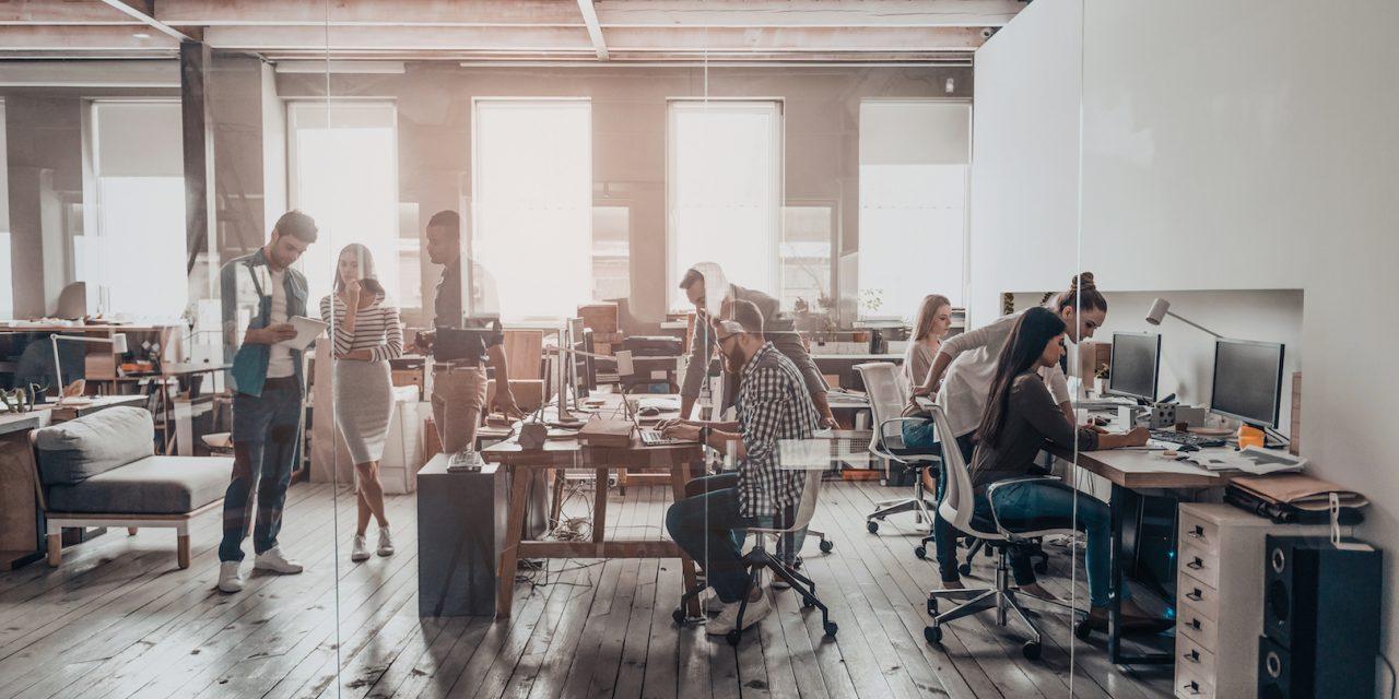 3 Ways Coworking Offices Spark Creativity