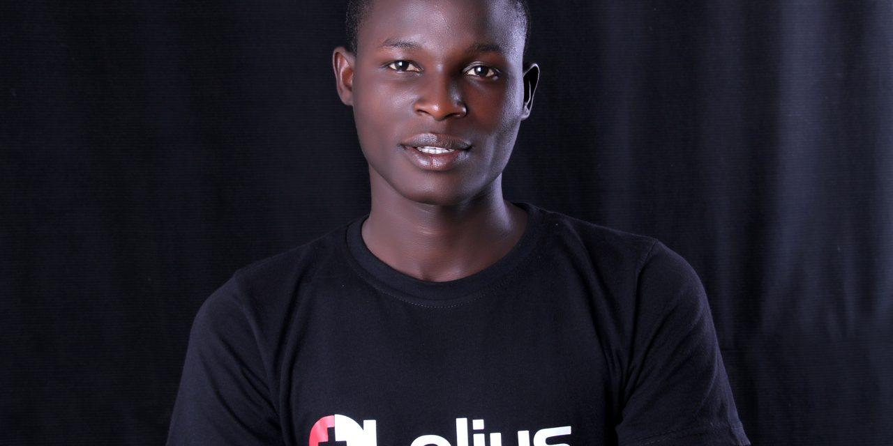 GCL Start Up Member Spotlight: Jackson Chukwueku Osieboh