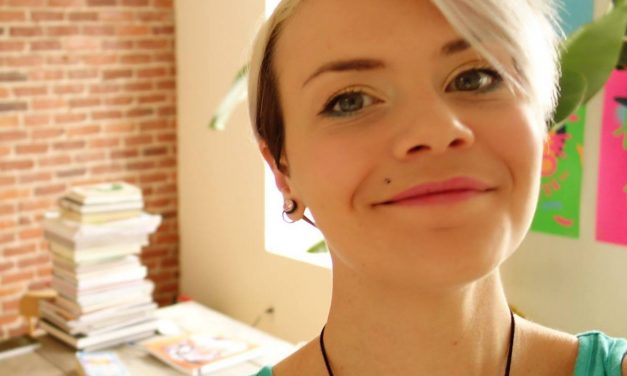 Coworkers of the World: Meet Jess Genevieve Brown