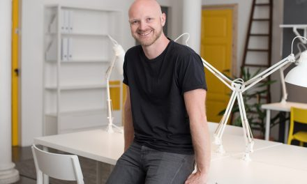 Meet The Founder: Martin Ericson of Box Space