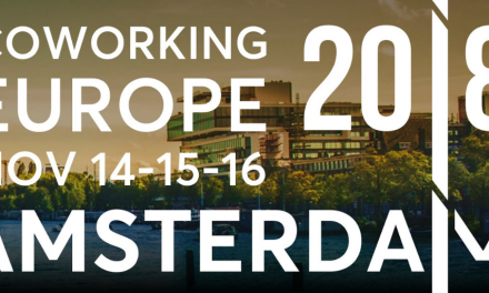 Are you attending Coworking Europe 2018?