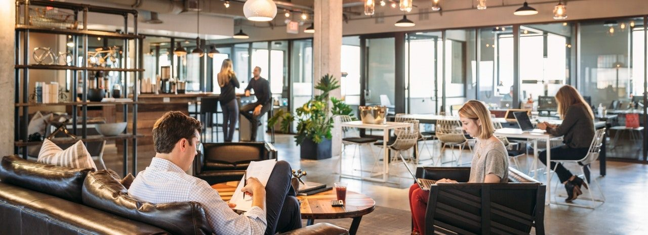 Coworking For the Win: The 6 Things to Look for in a Coworking Space