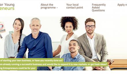 Erasmus for Young Entrepreneurs — Europe's Coolest Mentorship Program for Entrepreneurs!