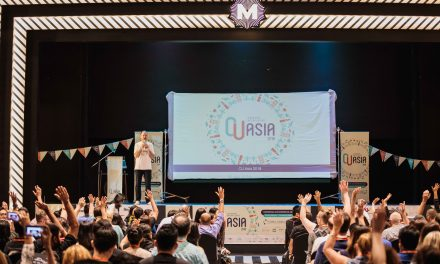 Growing up: getting ready for CU Asia 2019