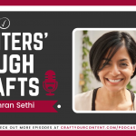 Craft Your Content Episode #45: Writers' Rough Drafts – Simran Sethi