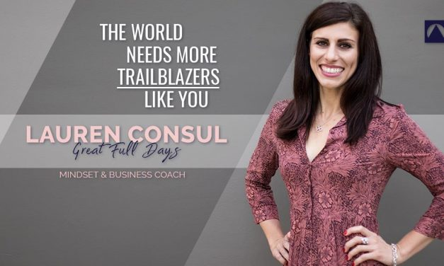 Coworkers of the World: Meet  Lauren Consul