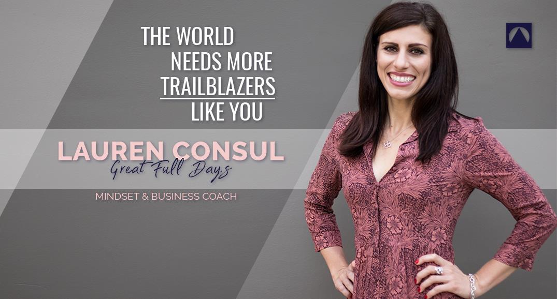 Coworkers of the World: Meet  Lauren Consul