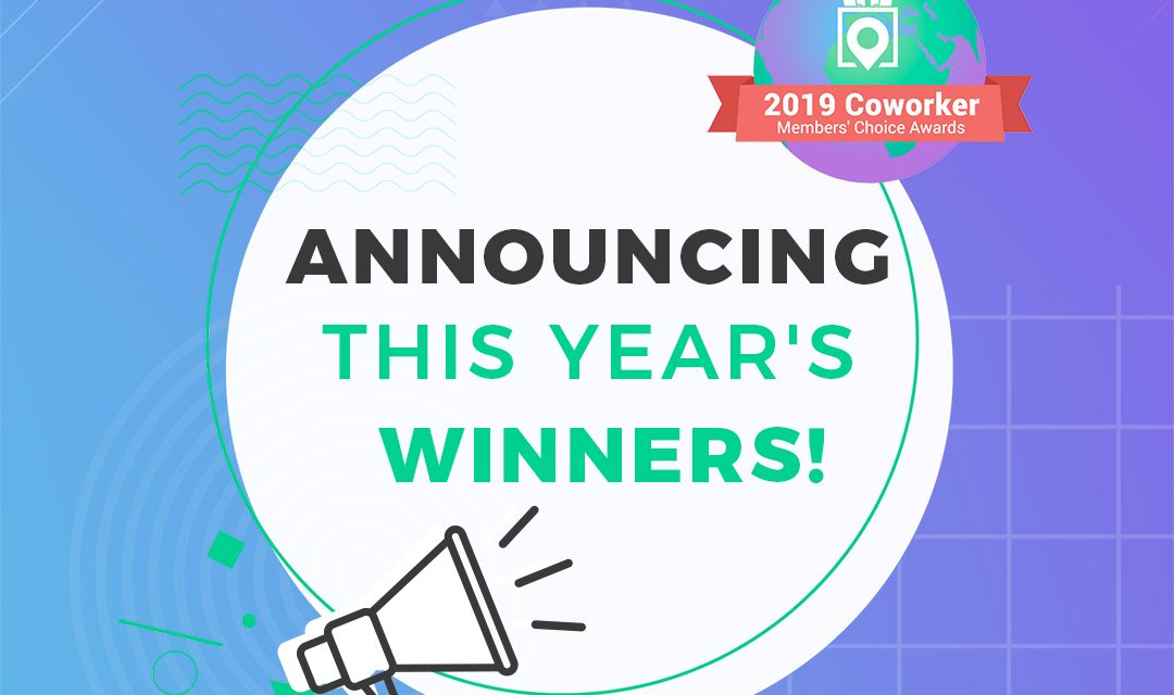 The Results Are In! 2019 Coworker Members' Choice Awards Winners
