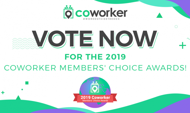 The 2019 Coworker Members' Choice Awards are HERE!