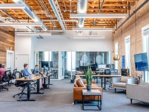 The benefits of coworking are numerous, such as the opportunities for collaboration.