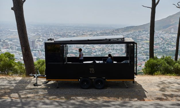 Cowork With a View: Work & Co's Mobile Office Pod
