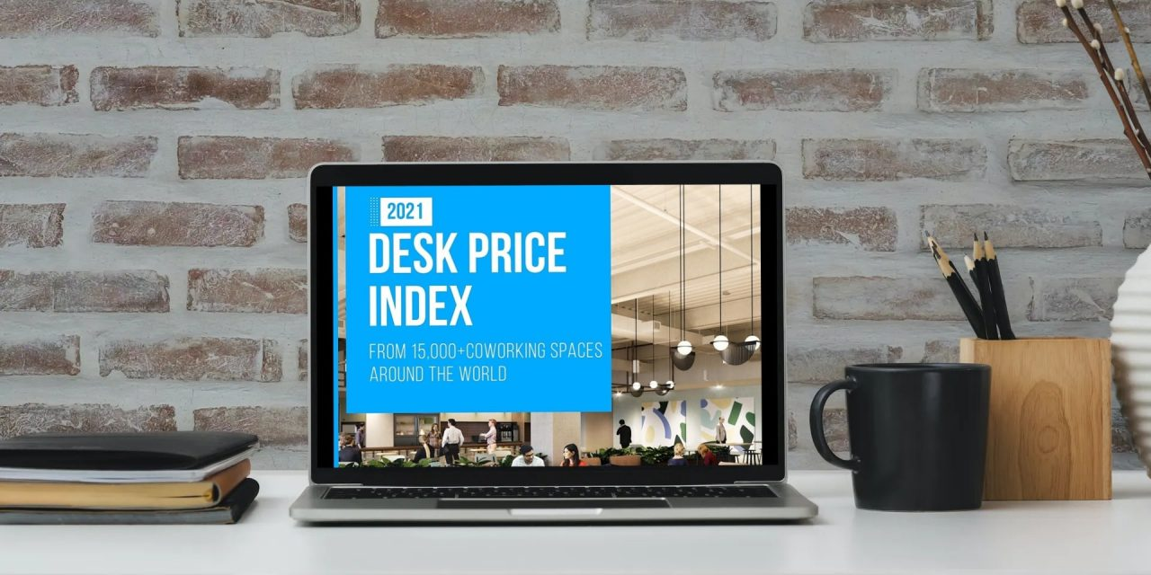 Coworking Pricing Around the World: 2021 Report