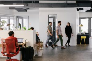 A coworking space in Puerto Rico.